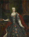 Noblewoman by follower of Antoine Pesne (auctioned by Sotheby's) Sotheby's