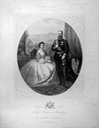 Olga and Karl of Wurttemberg