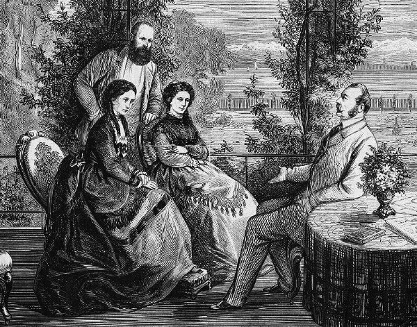 Olga and Karl with Alexander II and Maria Alexandrovna APFxDru 9Feb12 detint