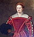 Paola Visconti attributed to Paris Bordoni (Palácio Nacional de Sintra - Sintra, Grande Lisboa Portugal)