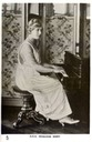 Princess Royal Mary at a piano