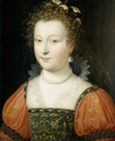 Possibly Charlotte de Montmorency by ? (Rijksmuseum - Amsterdam, Holland)