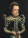 Possibly Mary, Queen of Scots by ? (Burghley House Collection, Burghley House - Stamford, Lincolnshire UK)