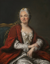 Presumed Portrait of Madame Geoffrin by Marianne Loir (National Gallery of Women in the Arts - Washington, DC, USA) From nmwa.org-works-presumed-portrait-madame-geoffrin removed linear flaws and spots