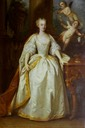 Princess Anne (1709–1759) by Jacopo Amigoni (Wrest Park - Silsoe, Luton, Bedfordshire UK)