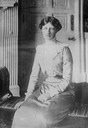 Princess Arthur of Connaught seated