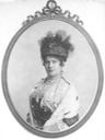 Princess Augusta Maria Louise of Bavaria oval