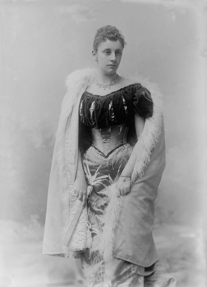Princess Feodora of Schleswig-Holstein-Sonderburg-Augustenburg From the lost gallery's photostream on flickr size fixed 83.25 cm at 28.35 pixels/cm despot deflaw