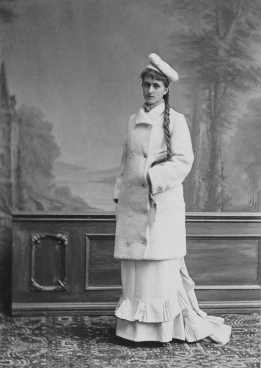 Princess María José of Portugal, Duchess in Bavaria From the lost gallery's photostream on flickr detint
