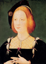 Princess Mary Tudor by ? (Musée des Arts Décoratifs - Paris France)