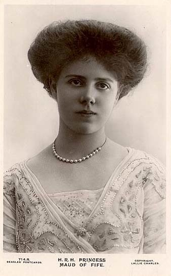 Princess Maud of Fife