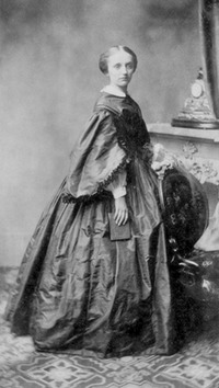 Princess Sophie Marie of Saxony (1845-1867), first spouse of Duke Karl Theodor of Bavaria; sister-in-law of the Empress Elisabeth by C. Hahn of Dresden synnadene's photostream