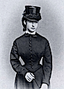 Princess Alice in riding habit