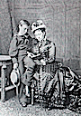Princess Alice with her son Ernest
