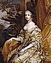 Princess Henrietta Anne Stuart, Duchesse d'Orléans, Charles II's beloved sister by Sir Peter Lely