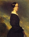 1844 Princesse de Joinville by Franz Xaver Winterhalter (private collection)