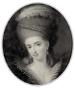 Princesse Lamballe by Jacques Charlier (location ?) medallion Posted to marie-antoinette.forumactif.org-t114p225-portraits-de-la-princesse-de-lamballe by La nuit, la neige on 1 Januay 2016