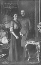 Prinz Ernst August and Prinzessin Viktoria Luise