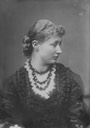 Prinzessin Augusta Viktoria von Schleswig-Holstein, later Empress the lost gallery detint deflaw