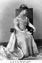 Prinzessin Sophia von Griechenland, future Queen of Greece