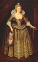 Queen Anne of Denmark by ? probably after de Critz (location unknown to gogm)