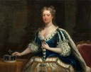 Queen Caroline of Brandenburg-Anspach (1683–1737), Consort of George II by Jacopo Amigoni (National Galleries of Scotland - Edinburgh, UK) bbc.co