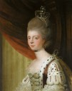 Queen Charlotte by Sir Joshua Reynolds (private collection)
