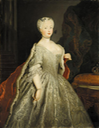 Queen Elisabeth Christine of Prussia by Antoine Pesne (auctioned by Sotheby's)