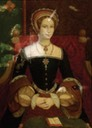 Original of Queen Mary I, daughter of Henry VIII and Catherine of Aragon by ? (location ?) From Lisby's photostream on flickr