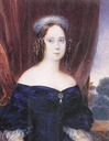 Queen Sophie as Princess of Orange by ? (location unknown to gogm)