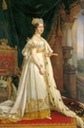 ca. 1825 Queen Theresa Bavaria by Joseph Karl Stieler (location unknown to gogm)