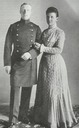 Queen Wilhelmina and Prince Henry