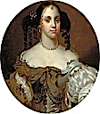 Queen Catherine of Braganza attributed to Jacob Huysmans (UK Government Art Collection)