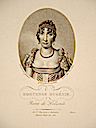 Queen Hortense print after François Gérard