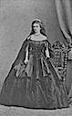 Queen Maria Sofia of the Two Sicilies