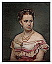 1868 Queen Olga of Greece painted by Elisabeth Jerichau Baumann (location unknown to gogm)