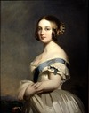 1842 Queen Victoria after Winterhalter (Philip Mould)