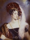 Sarah Sophia Child Villiers, Countess of Jersey, née Fane by Alfred Edward Chalon (auctioned by Bonhams)