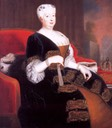 Sophia Dorothea, Queen of Prussia by Georg Wenzelaus von Knobelsdorff (location unknown to gogm)