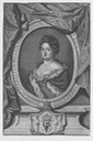 Sophie Charlotte, Prinzessin von Braunschweig-Lüneburg-Hannover by Jakob Wilhelm Heckenauer (Österreichische Nationalbibliothek - Wien, Austria) From europeana.eu/portal/en/record/92062/BibliographicResource_1000126199636.html detint