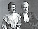 Sophie Renate of Reuss and Marie Alexandrine, nee Princess of Saxe-Weimar-Eisenach
