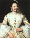 after 1756 Stepanida Yakovleva by Ivan Vishnyakov (Hermitage)