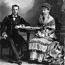 Princess Stéphanie and Prince Rudolf