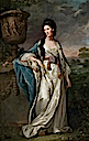 Susannah Lady Isham (d.1823), wife of the 7th Bt Isham by Richard Brompton (Lamport Hall - Lamport, Northamptonshire UK)