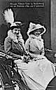 Viktoria Luise with her sister-in-law Princess Olga of Cumberland