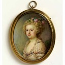 1792 Alexandra Pavlovna miniature by ? (location ?)